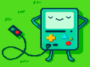 Adventure Time BMO Dreamo