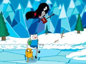 Adventure Time Marcelines Ice Blast
