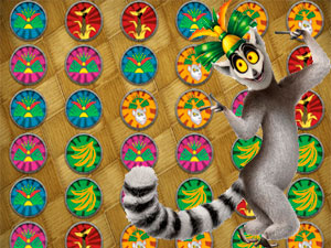 All Hail King Julian: Puzzle Party