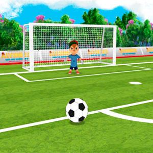 Элвин И Бурундуки: Футбол