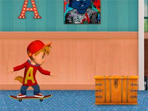 Alvinnn und Die Chipmunks: Skateboard Wahnsinn