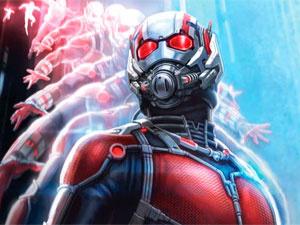 Ant-Man Combat Training