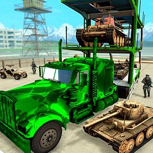 Армейский Танковый Транспортер