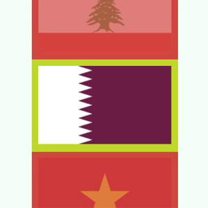 Азиатские Флаги