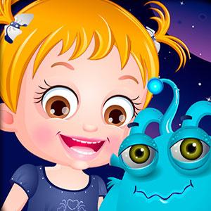 Друг Инопланетянин Малышки Хейзел