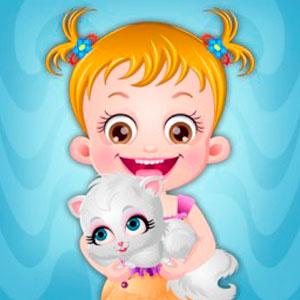 Озорная Кошка Малышки Хейзел