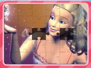 Barbie Princess Puzzle