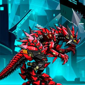 Боевой Робот Т-Рекс