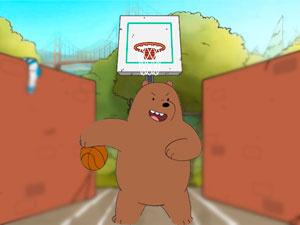 Bear Basket
