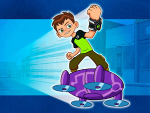 Ben 10 Dangerous Flight