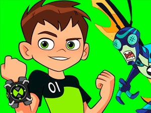 Ben 10 Stinkfly Showtime