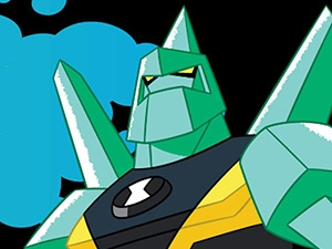 Ben10: Diamondhead Shoot