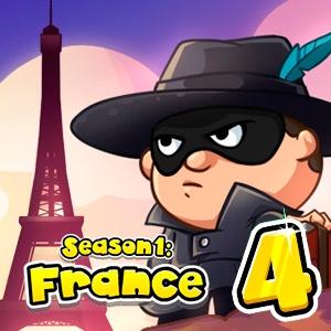 Грабитель Боб 4: Франция