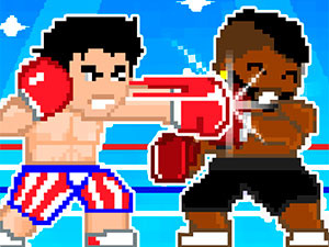 Boxing Fighter: Super Pixel Punch
