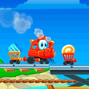 Конфетный Поезд