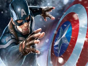 Captain America Mega Shield Strike