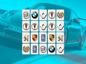 Car Logo Mahjong