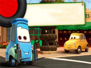 Cars: Guido Signastico