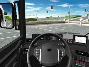 City Driving Truck Simulator 3D 2020