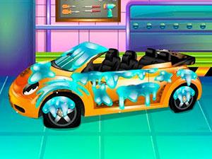 Cute Car Repair