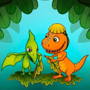 Полет Динозавра