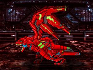 Dino Robot Infinity