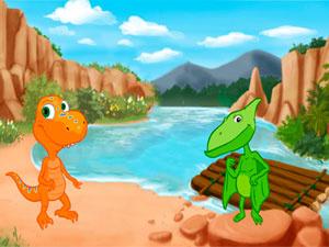 Dinosaurtrain River Run