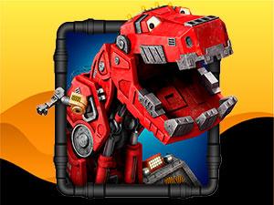Dinotrux Paint