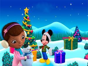 Disney Junior Holiday Party