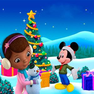 Детский Дисней Праздничная Вечеринка