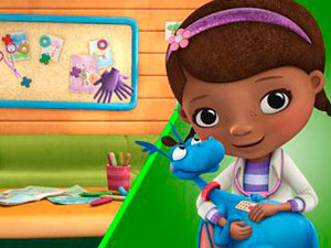 Doc McStuffins Doc`s Seek And Find