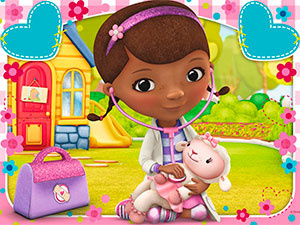 Doc McStuffins Doc`s World