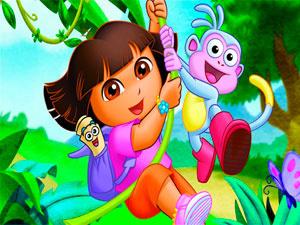 Dora The Explorer Jigsaw Puzzles