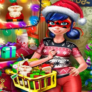 Рождественский Шопинг Леди Баг