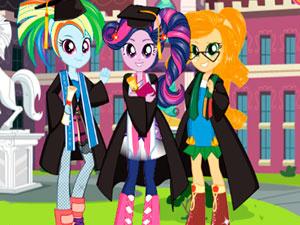 Equestria Girls Team Graduation