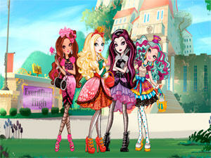 Ever After High Fabulous Fashions