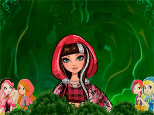 Ever After High Through The Woods