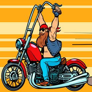 Экстремальные Мотоциклы Матч 3