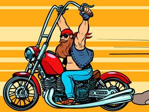 Extreme Motorbikes Match 3