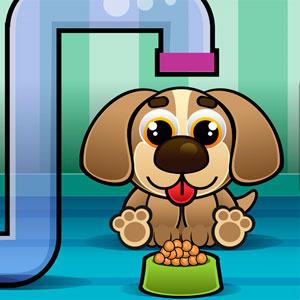 Накормите Мою Любимую Собаку Цифрами