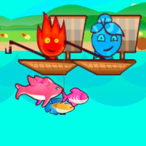 Огонь И Вода На Рыбалке