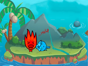 Fireboy And Watergirl Island Survive