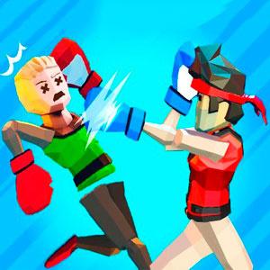 Веселые Боксеры-Рестлеры