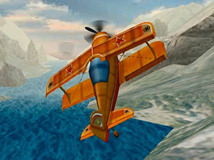 Stunt Plane Racer