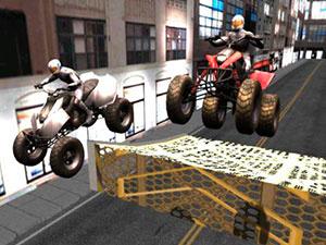 Urban Quad Racing