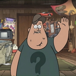 Gravity Falls: Zus' Strange Adventure