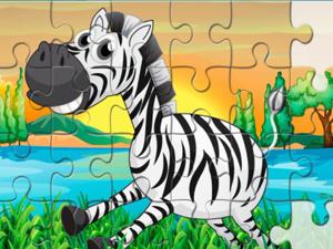 Happy Animals Jigsaw