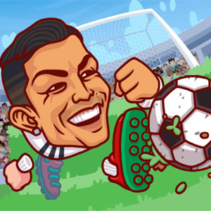 Звезды На Арене Футбола Головами