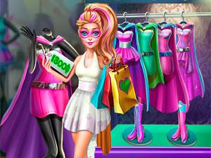 Hero Doll Shopping Costumes
