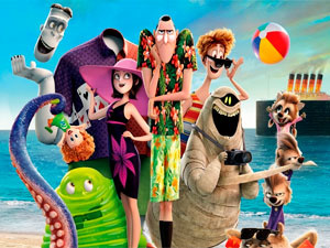 Hotel Transylvania 3: Cruise Ship Run